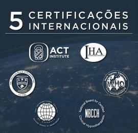 5 certificações internacionais